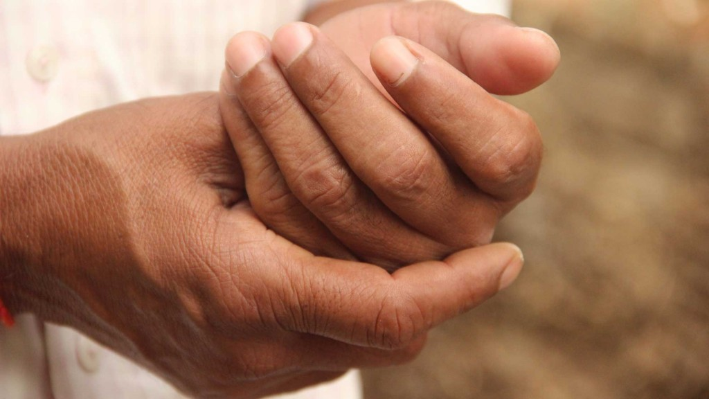 Hands that work with compassion