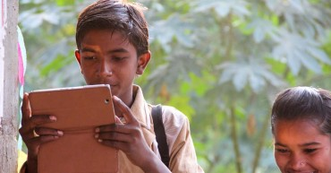 Tablets are new vehicles for learning.