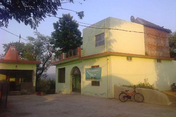 Pt. Arun Sharmaji's house.