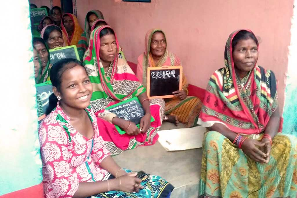 Another Village Starts Adult Literacy
