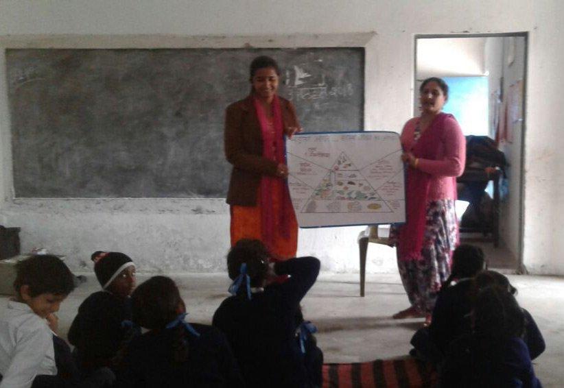 Health & Hygiene awareness session