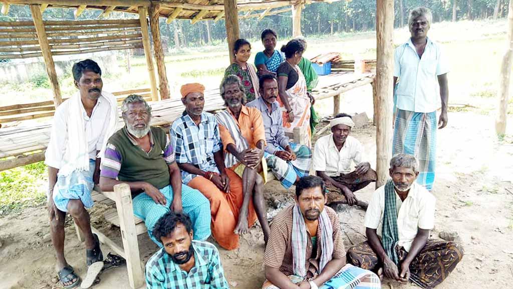Amrita Sadivayal Vyavasaya Kulu -farmers' club inspires neighboring hamlets to organic farming