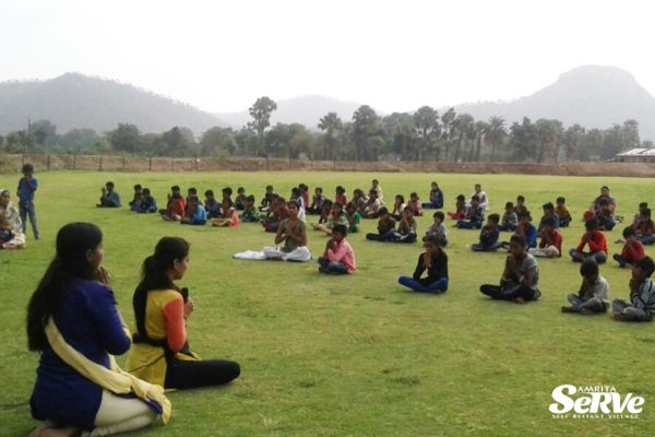 4th International Day of Yoga Celebrated in Unity