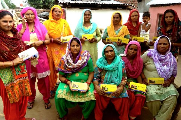 SHG Women Availing Social Security Schemes