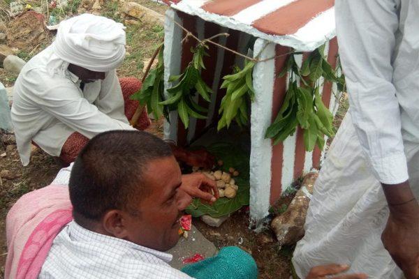 Eruvaka Purnima Celebrated in Gudipadu Cheruvu