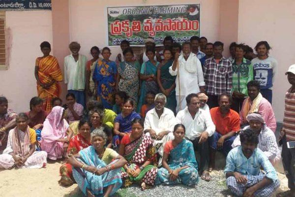 Gudipadu Cheruvu Farmers Group is First of its Kind in Andhra Pradesh