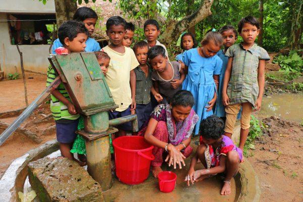 Global Hand Washing Day 2018