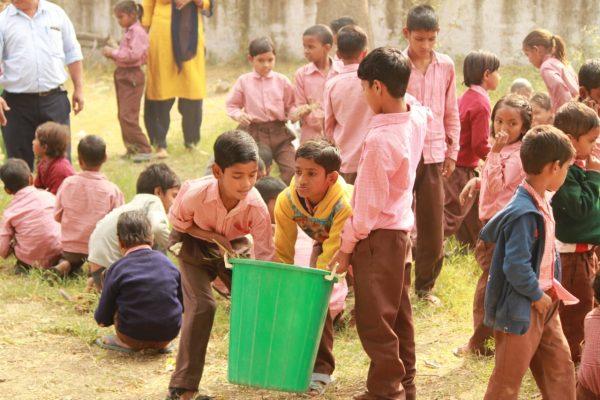 Bal Swachhata Week in Anganwadis and Schools