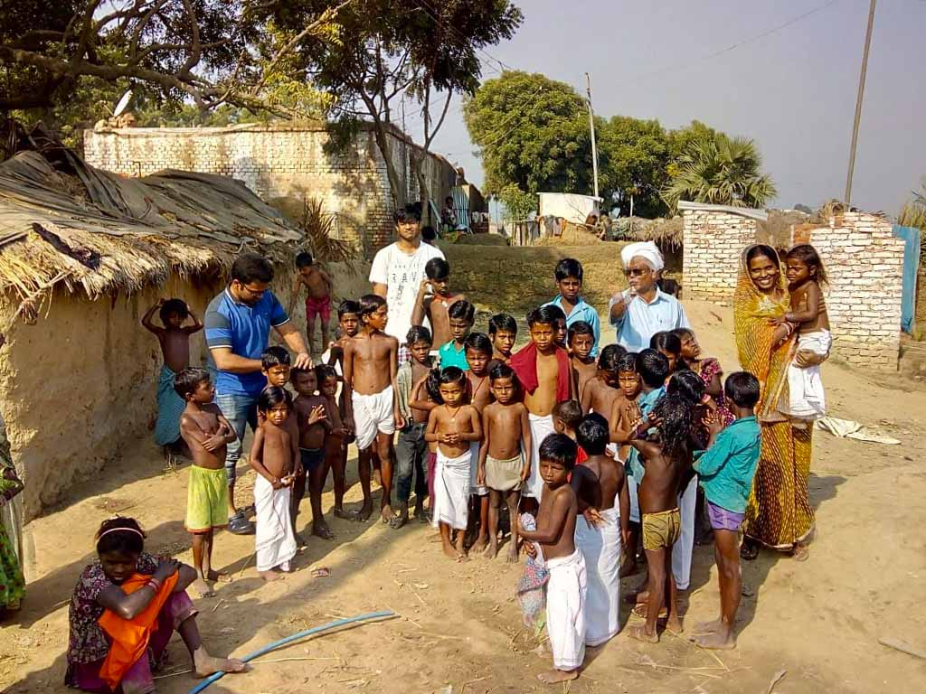 Cleanliness is Dignity – Amrita SeRVe