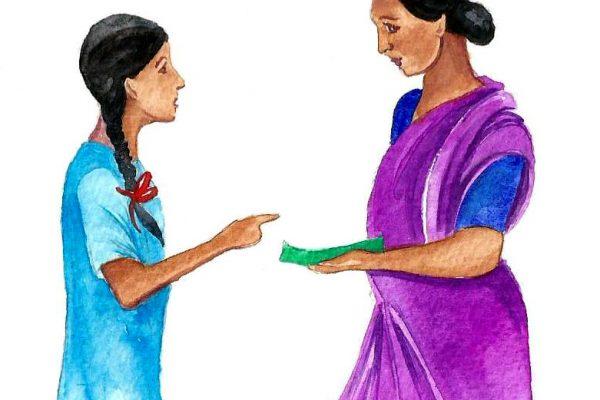 Menstrual Health and Hygiene Awareness Event in Komalikudi
