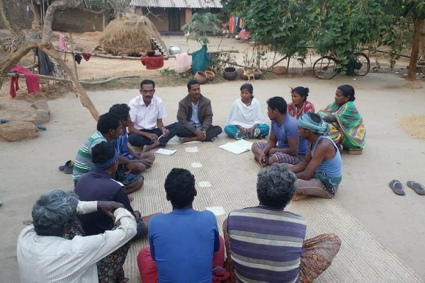 Farming Together in Odisha