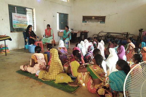 Mahua Laddus Taking Shape in Chhattisgarh