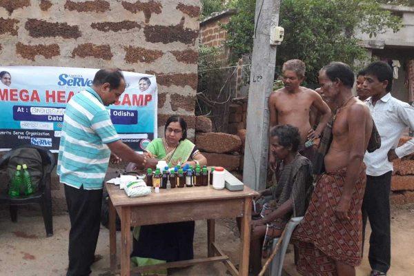 Holistic Well-Being: Medical Camp & Satsang